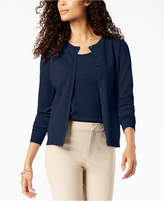 Charter Club Button Cardigan, Created for Macy's