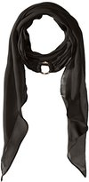 BCBGeneration Women's Solid Skinny Scarf