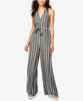 Rachel Roy Striped Jumpsuit, Created for Macy's