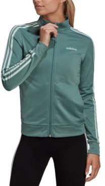 adidas Women's Essential 3-Stripe Track Jacket