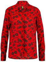Benetton Shirt red
