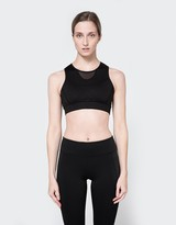 Which We Want Mesh Panel Sports Bra