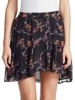 IRO Lilie Ruffle Skirt