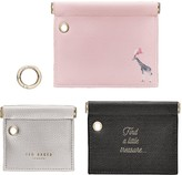 Ted Baker Ladies Jewellery Pouches Trio