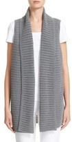 Lafayette 148 New York Women's Mixed Stitch Sweater Vest