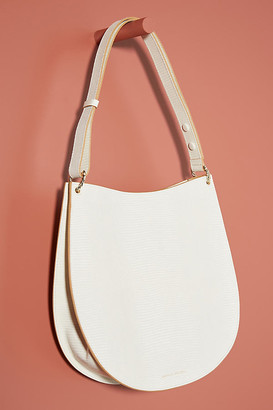 Loeffler Randall Caroline Slouchy Tote Bag By in Beige Size ALL