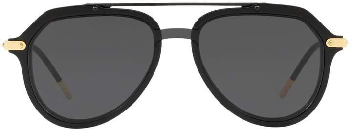 Dolce & Gabbana Pilot Sunglasses