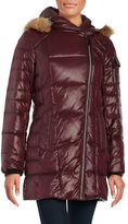 Andrew Marc Solid Lacquer Puffer