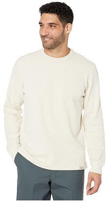 Filson Waffle Knit Thermal Crew Neck (Sand) Men's Long Sleeve Pullover
