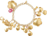 Pippa Small 18-karat Gold Tourmaline Bracelet - one size