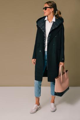 Soia & Kyo Black Viola 2-in-1 Jacket
