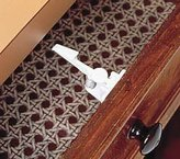 Spring Loaded Cabinet and Drawer Latch