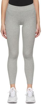 Nike Grey Sportswear Essential 7/8 Leggings
