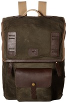 Will Leather Goods Timberline Rucksack