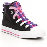 Converse Girls' Chuck Taylor® All Star® Loopholes High Top Sneakers
