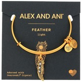 Alex and Ani Path of Symbols - Feather II Bangle