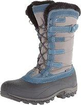 Kamik Women's Snowvalley Boot,Charcoal,6 M US