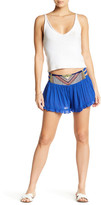 Rip Curl Embroidered Woven Short