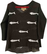 Wildfox Couture Grey Wool Knitwear for Women