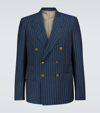Gucci Exclusive to Mytheresa - Signoria double-breasted blazer