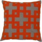 Apt2B Glenhurst Toss Pillow POPPY RED