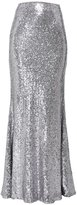Flowerry Women Sequin Skirt Formal Skirt Wedding Skirt Prom Skirt XS