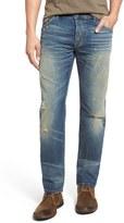Raleigh Denim 'Jones' Slim Fit Distressed Jeans
