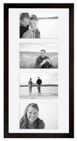 MCS Wood Float Frame, 10 by 20-Inch, Black