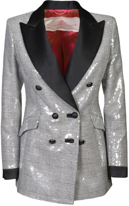 The Extreme Collection Grey Blazer Laura