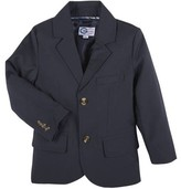 G Cutee G-cutee Newborn Baby Boy Twill Blazer with Oxford Pants Special Occasion Suit