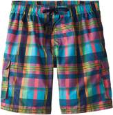 Kanu Surf Men's Big Zuma Extended Size Swim Trunks