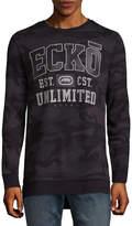 Ecko Unlimited Unltd Long Sleeve Thermal Top