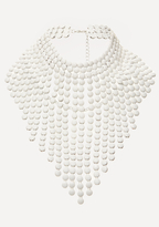 Bebe Fringe Necklace