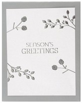 Paper Magic 12ct Season's Greetings Botanicals Holiday Boxed Cards