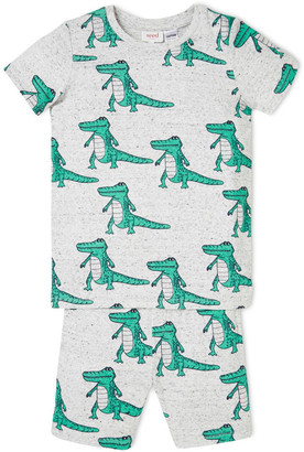 Seed Heritage Crocodile Pyjama