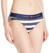 Tommy Hilfiger Women's Cotton Lounge Bikini