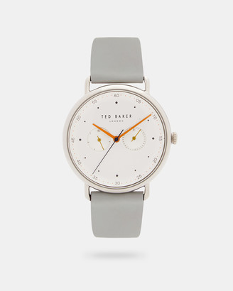 Ted Baker GEOGRY Round face watch