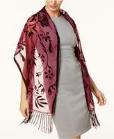 INC International Concepts Floral Scroll Wrap, Created for Macy's