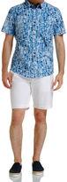 Sportscraft Short Sleeve Tapered Brett Shirt