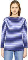 SteveJ & YoniP Striped Cotton Jersey T-Shirt