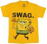 SpongeBob Squarepants Swag Boys T-Shirt