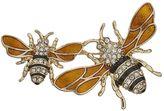 Napier Double Bee Pin