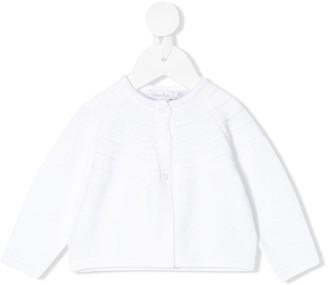 Patachou Raglan-Sleeved Cardigan