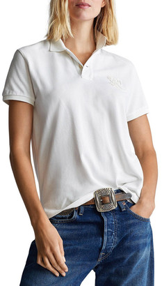 Polo Ralph Lauren Classic Fit Beaded Polo Shirt