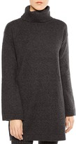 Sanctuary Connie Mock Neck Sweater Dress