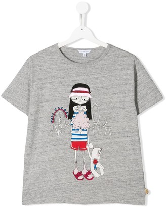 Little Marc Jacobs TEEN graphic-print T-shirt