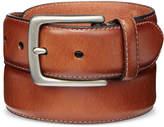 Levi's Men's Feather-Edge Leather Belt