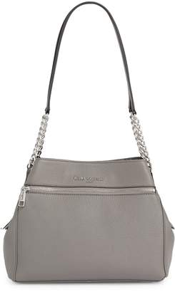 Karl Lagerfeld Paris Pebble Leather Tote