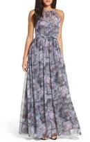 Amsale Women's Tamara Gathered Gown
