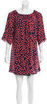 Rebecca Minkoff Off-The-Shoulder Mini Dress
